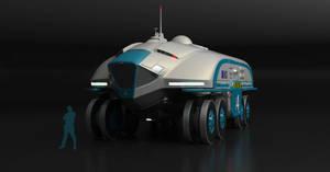 Planetary exploration rover