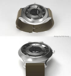 SATURN watch by Esquel