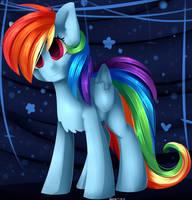 Rainbow Dash by Gicme