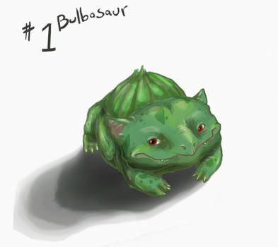 1 Bulbasaur