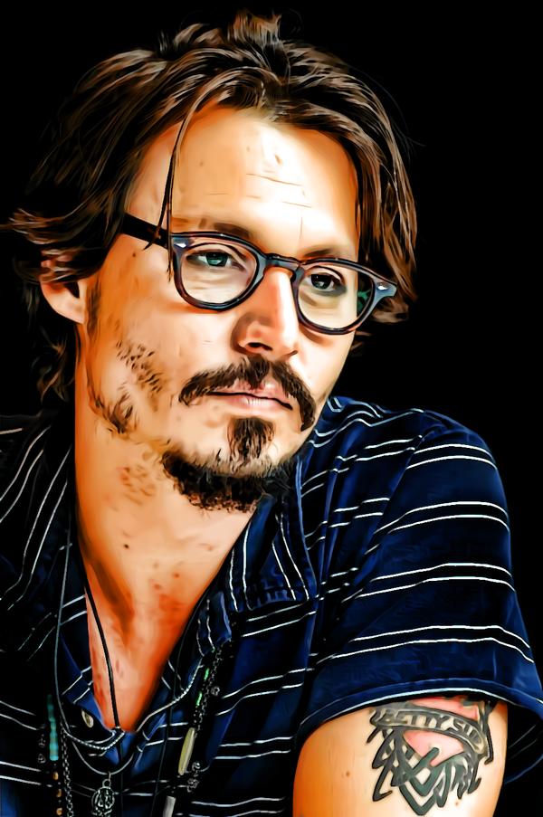 Johnny Depp by donvito62