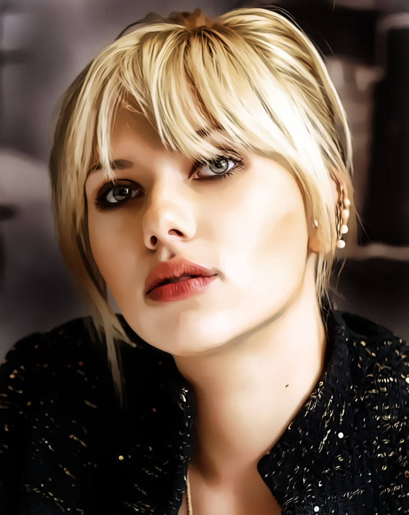 Scarlett johansson by donvito62