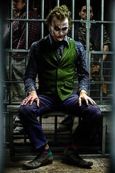 why so serious? by donvito62