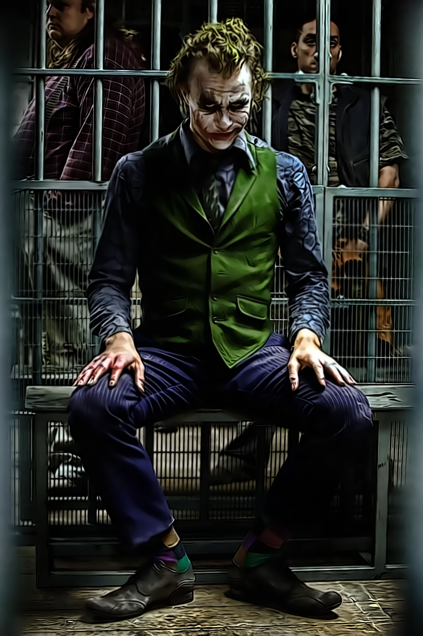 Why So Serious By Donvito62