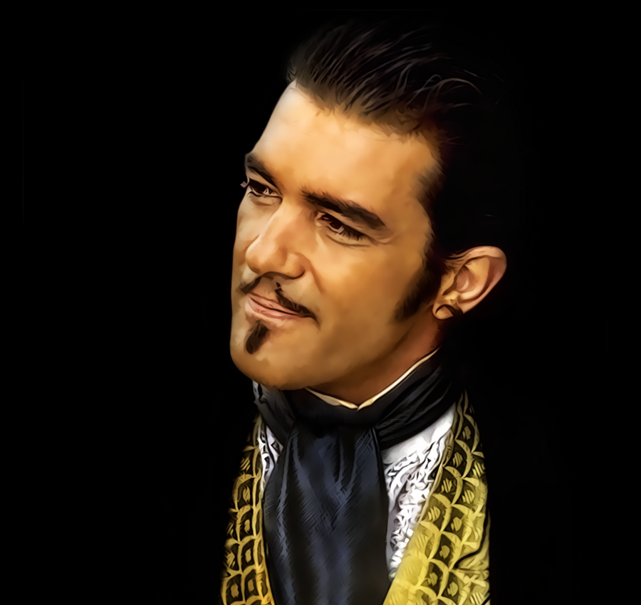 Antonio Banderas by donvito62 on DeviantArt