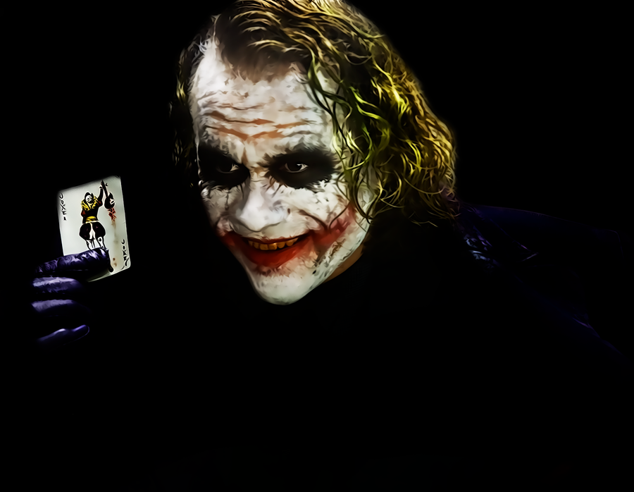 why so serious?-2 by donvito62 on DeviantArt