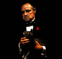 The GodFather-Brando by donvito62