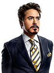 Robert Downey Jr Once More