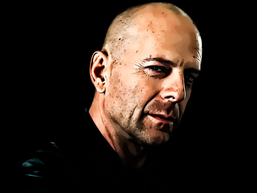 Bruce Willis Once More
