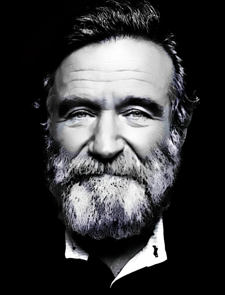 Robin Williams by donvito62