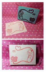Stamp - Mia Cat by Lilith-Lynn