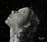 Water Splash Portrait