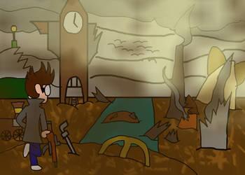 Steampunk Apocalypse by UndeadNinjaTV