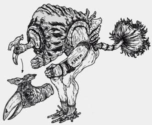 birdman by JCropley