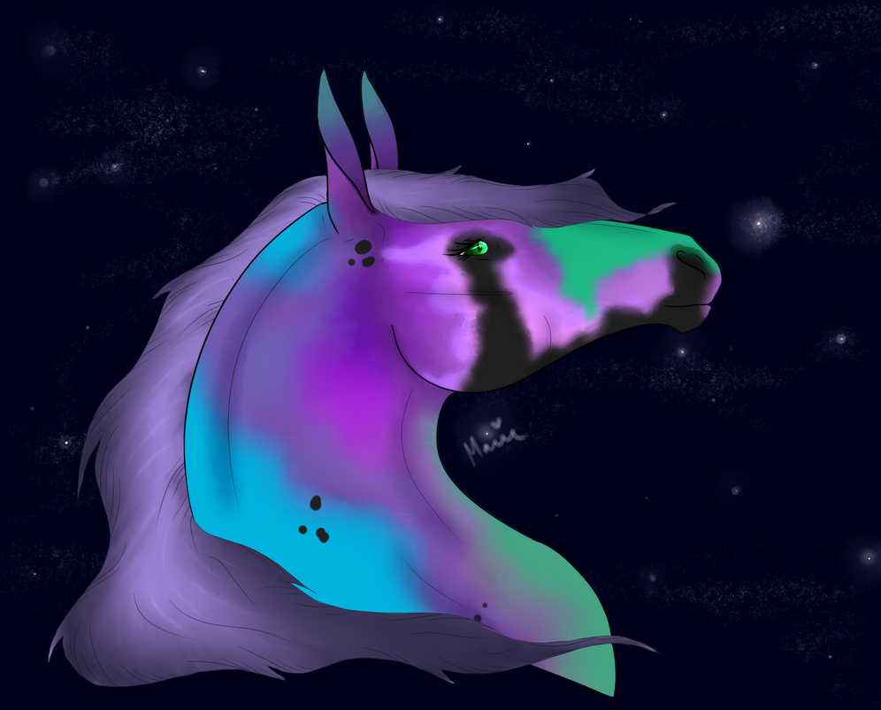 you have galaxies inside you, child :: comm by raggedi