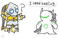 tassadar, i need healing by HATNAT