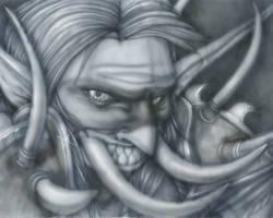 Gajanti of Lightninghoof by cmrollins