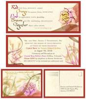 Wedding Invitations by cmrollins