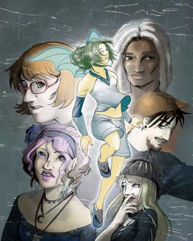 Aspect Comic Cover 2