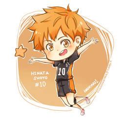 CHIBI Hinata!!!