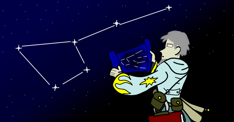 The Seeker of Stars by MethusulaComics