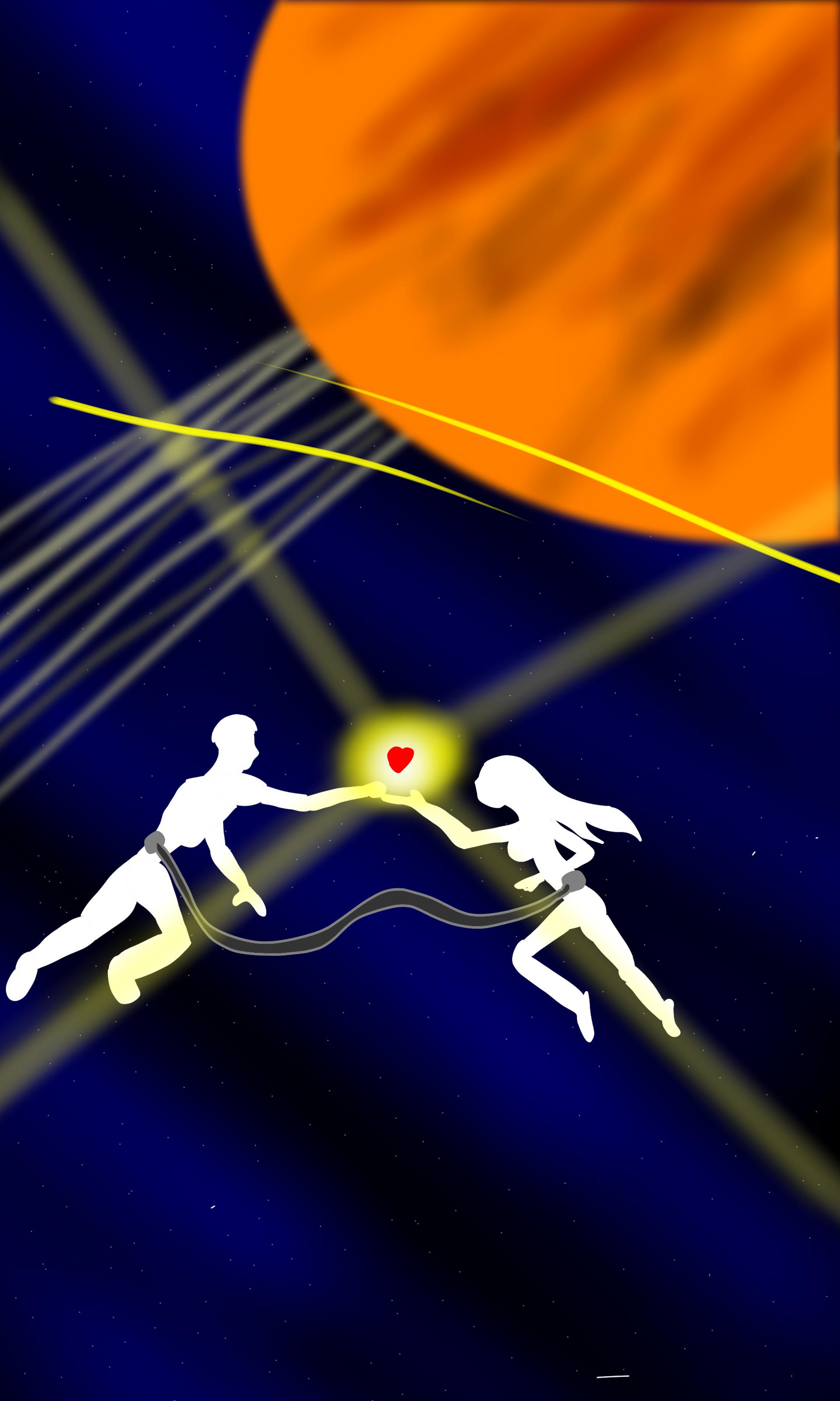 Cosmic Love by MethusulaComics