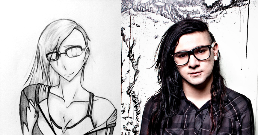 kai dating skrillex