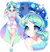 [CLOSED] MERMELODY AUCTION by Pafait