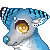 Blue Jay Icon by Gelidwolf
