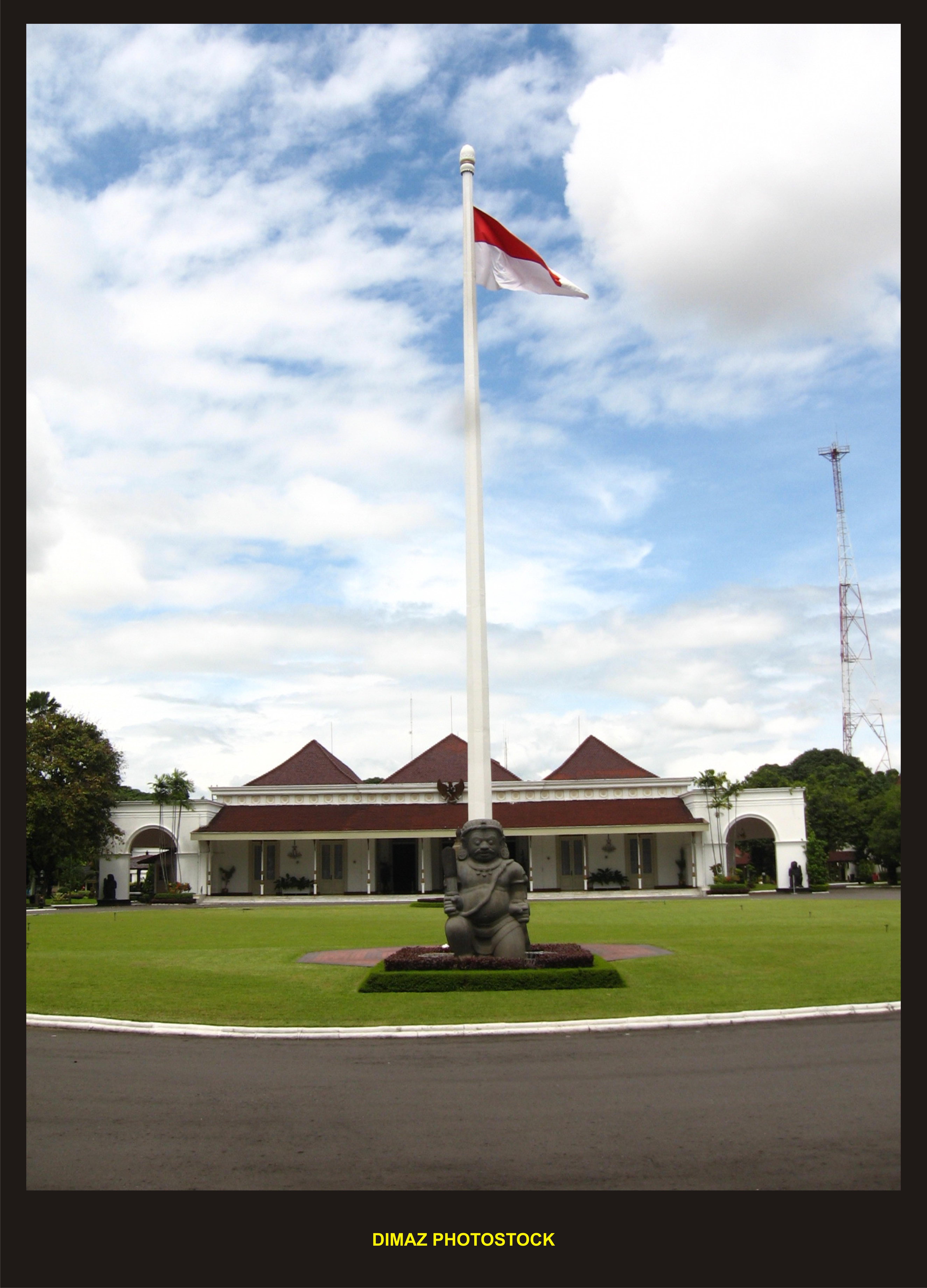 Gedung Kepresidenan Jogjakarta