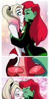 Harley Quinn (TV series) HARLEY AND IVY