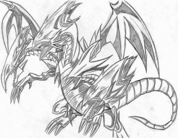 red dragon coloring pages - photo#27