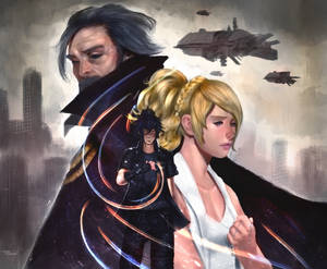 Final Fantasy XV Contest - #UnbreakableBonds