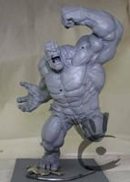 Sculpture 9 by WhiteCanvasStudio