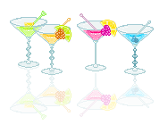 Martini Pixel! by GraphicaElegance