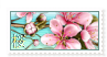 Cherry Blossom Stamp by GraphicaElegance