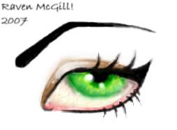 Eyebawl. by Pamcakeghostylubsyoo
