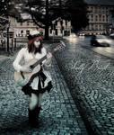 On the Street - CloseUp
