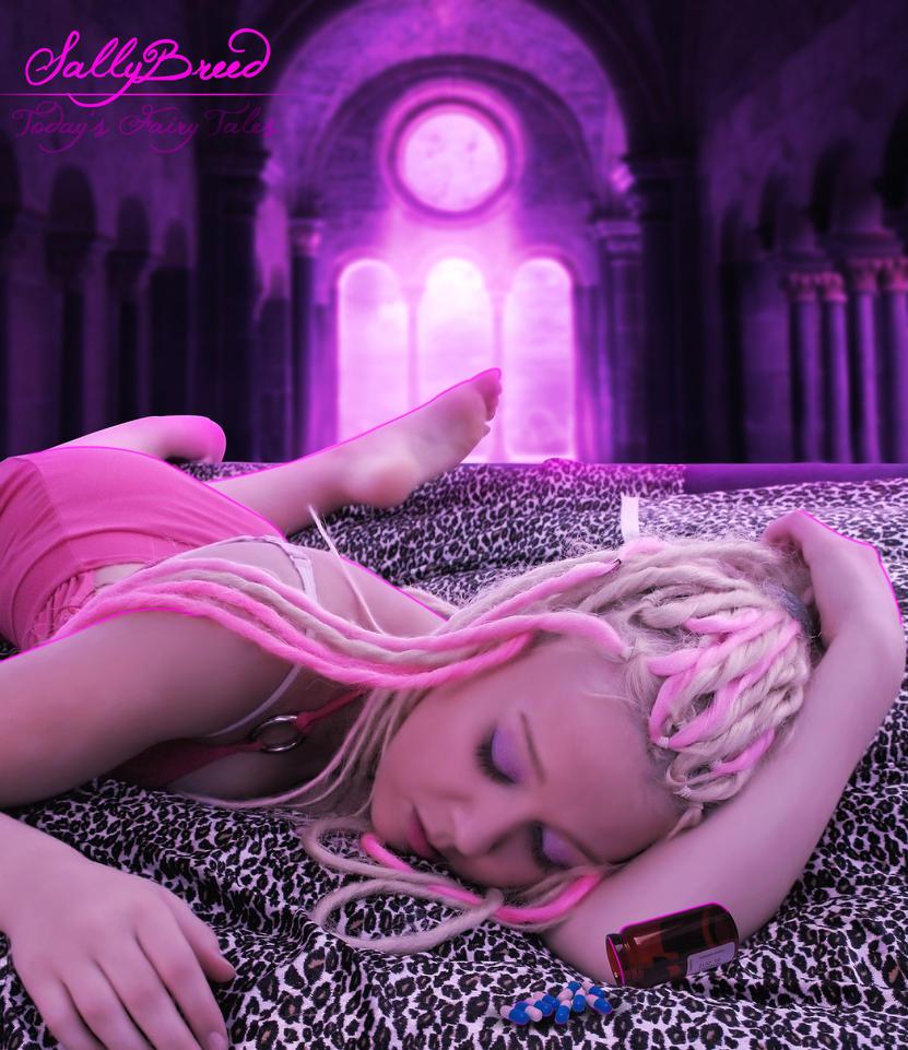 Sleeping Beauty by SallyBreed