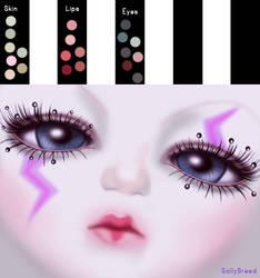 Lady Gaga by SallyBreed