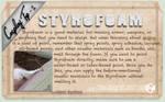 Cosplay Tip 1: Styrofoam