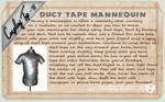 Cosplay Tip 8: Duct Tape Mannequin