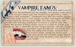 Cosplay Tip 13 - Vampire Fangs
