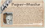 Cosplay Tip 20 - Paper-Mache