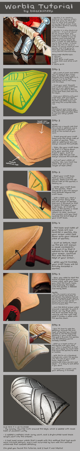 Worbla Tutorial