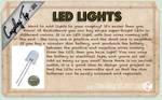 Cosplay Tip 32 - LED Lights
