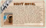 Cosplay Tip 45 - Rusty Metal