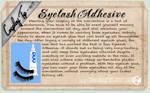 Cosplay Tip 47 - Eyelash Adhesive