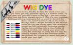 Cosplay Tip 54 - Wig Dye