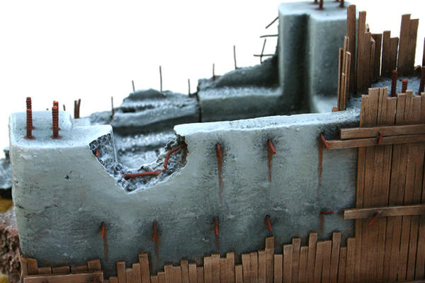 ruin III by ariscene